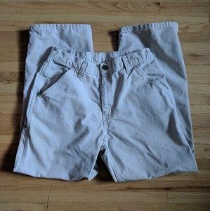 tough Carhartt painter pants